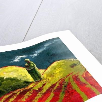 Red Earth by Gigi Sudbury