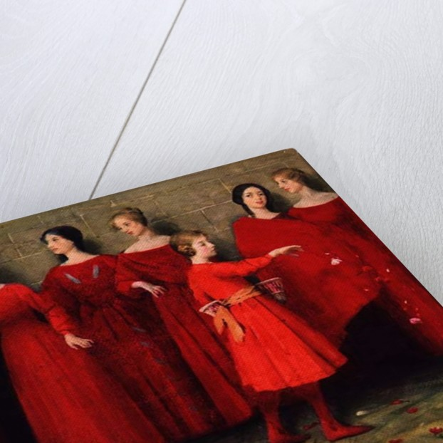 They Come by Thomas Cooper Gotch