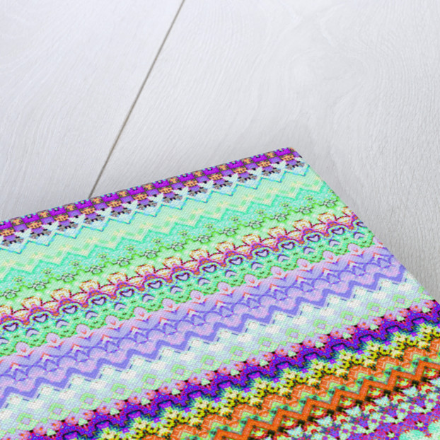 Fairisle Candy by Robyn Parker