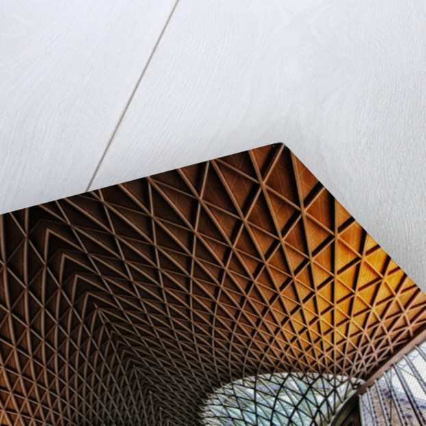 Kings Cross Departure Hall by Ant Smith