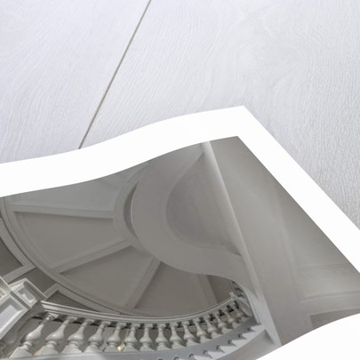 White Staircase, 2018 by Ant Smith