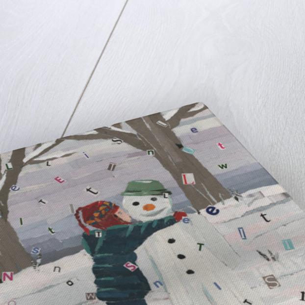 Let It Snow by Kirstie Adamson