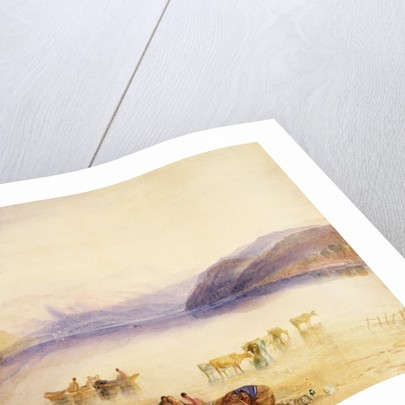 Ullswater by Joseph Mallord William Turner