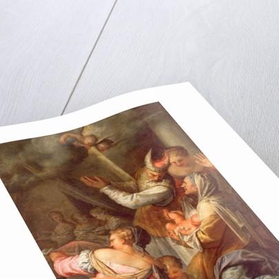 The Birth of St. John the Baptist by Pietro Liberi
