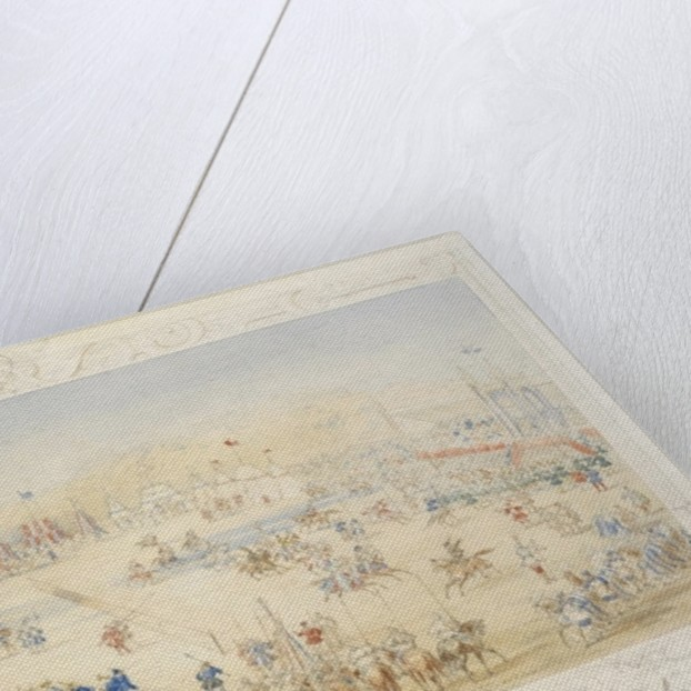 General View of the Lists by James Henry Nixon