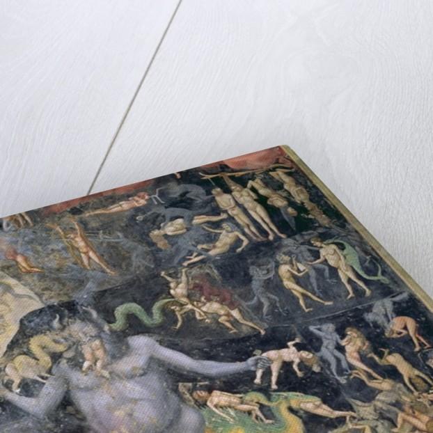 The Last Judgement, c.1305 by Giotto di Bondone