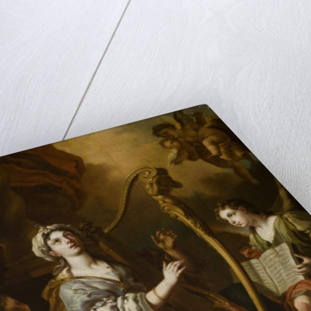 St. Cecilia by Francesco Solimena
