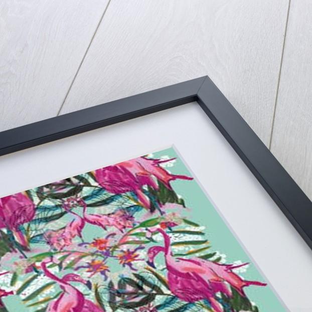 Flora Flamingo by Tara Whitehead