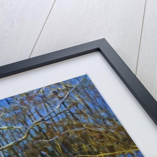 "Detail of ""Top of Allestree Park"" by Andrew Macara"