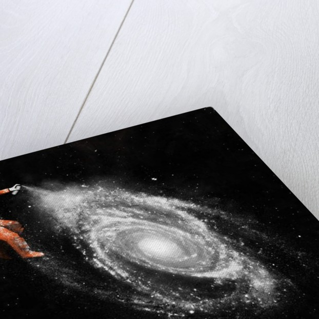 Space Art by Florent Bodart