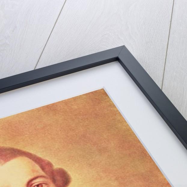 Joseph Haydn by Christian Ludwig Seehas