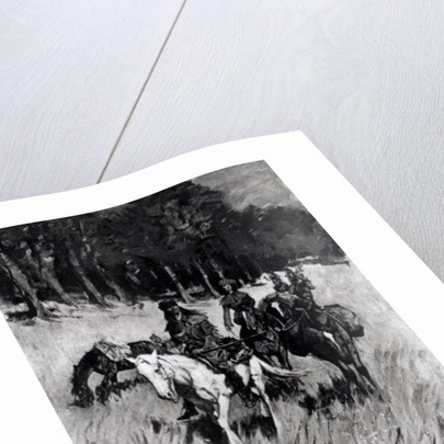 Early Pioneers on the Blue Ridge by from 'Century Magazine'