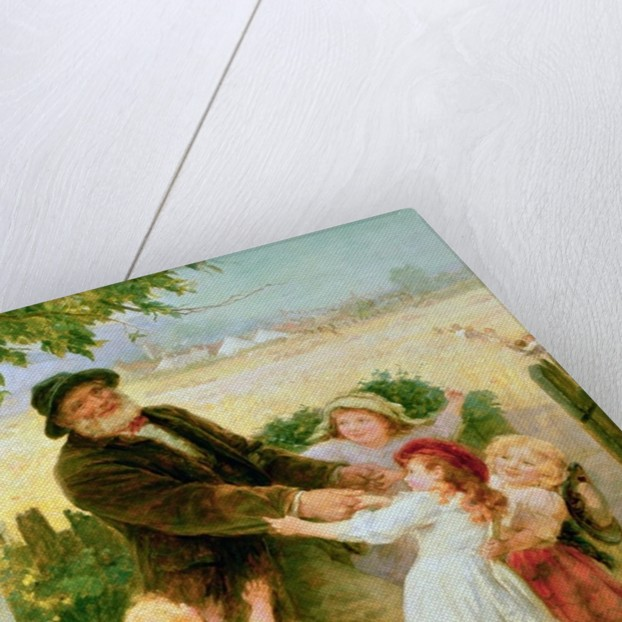 Going to the Fair by Frederick Morgan