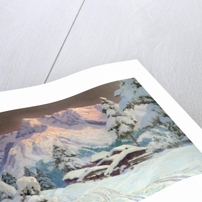 Hocheisgruppe, Austria by Alwin Arnegger