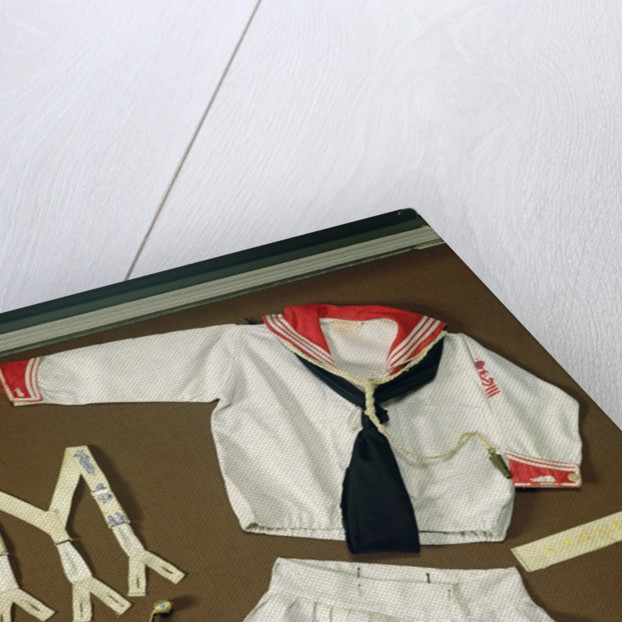 Child's sailor suit, 1920's by Unknown