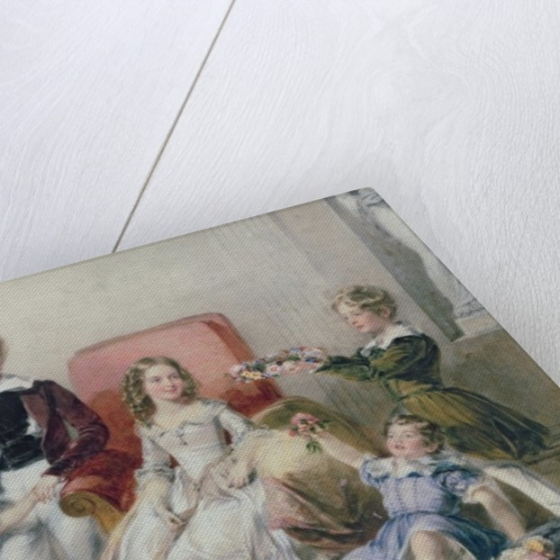 Children of Elhanan Bicknell by Stephan Poyntz Denning