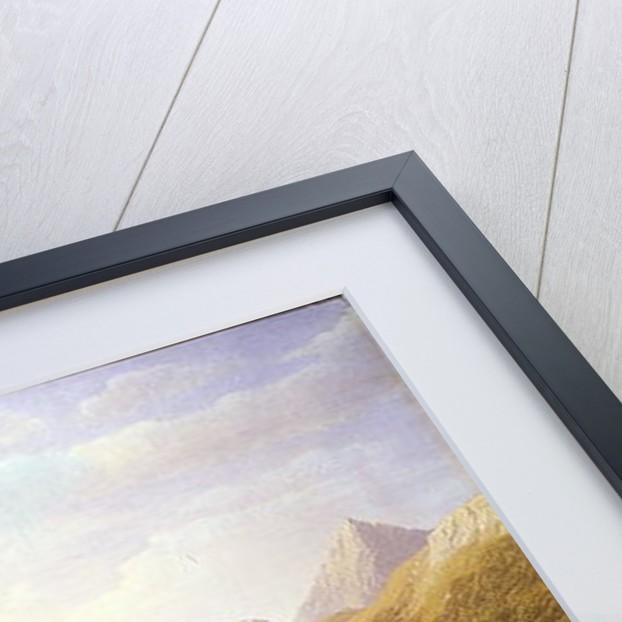 Loch Katrine by George Fennel Robson