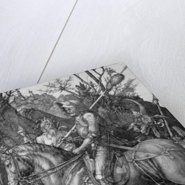 Knight, Death and the Devil by Albrecht Dürer or Duerer