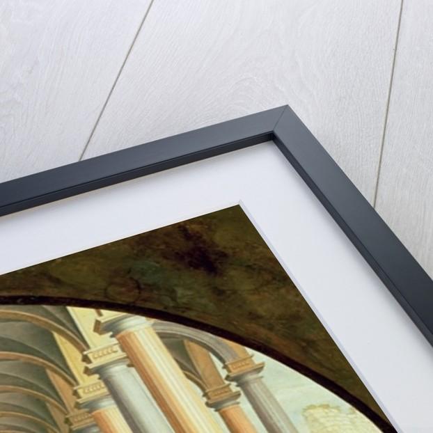 Architectural Capriccio by Jacobus Saeys