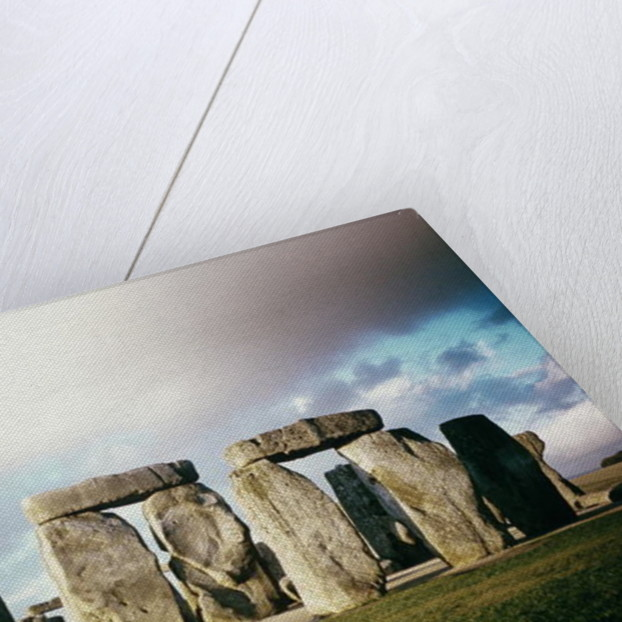 Stonehenge by Unknown