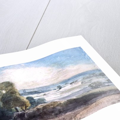 Dedham Vale by John Constable