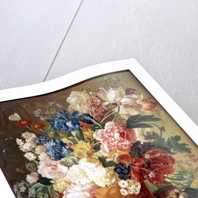 Flowers in a Vase by Paul Theodor van Brussel