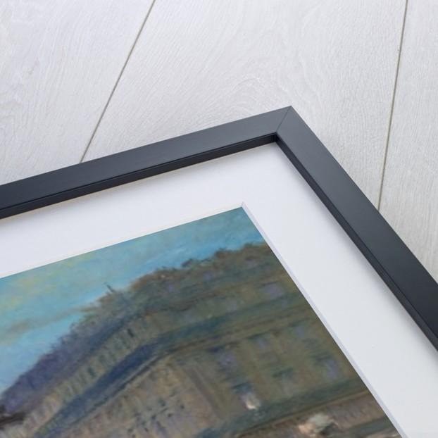 Place de L'Opera, Paris by Georges Stein