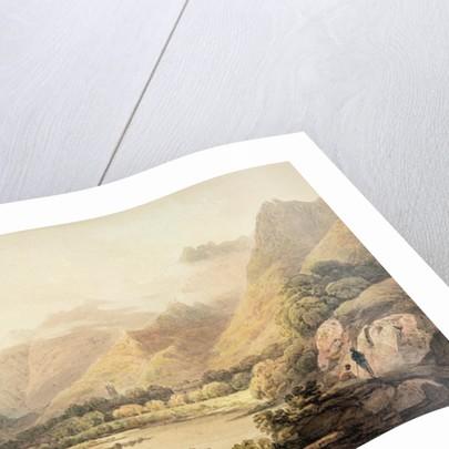 Ghirimeer, on the Upper Lake of Killarney by Francis Nicholson