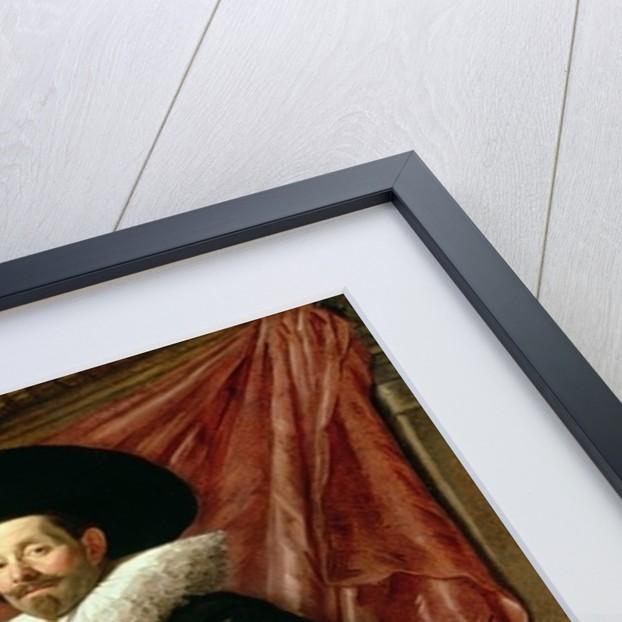 Willem Van Heythuyzen by Frans Hals