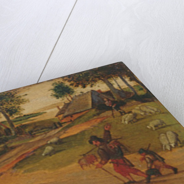 The Harvest, 17th century by Ferdinand Bol