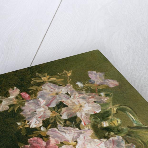 Azaleas in a Jug by Maud Naftel