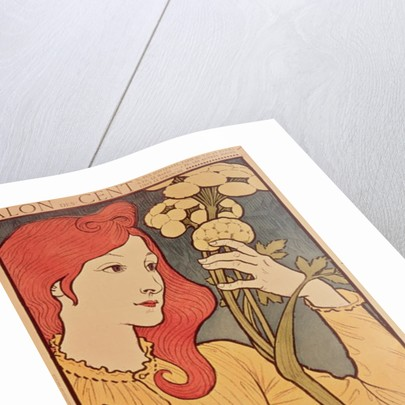 Salon des Cent by Eugene Grasset