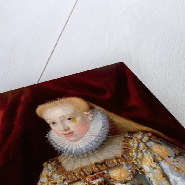 Maria Christina by Ottavio Zanvoli