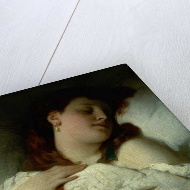Sleeping Woman by Sandor Liezen-Meyer