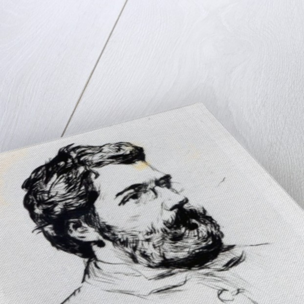 Portrait of Georges Bizet by Unknown