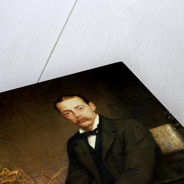 Lord Northcote by Edwin Longsden Long