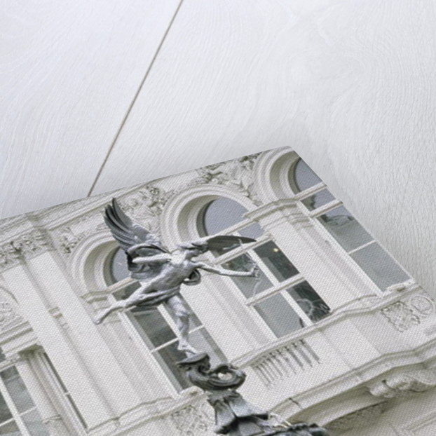 Eros, Piccadilly Circus by Unknown
