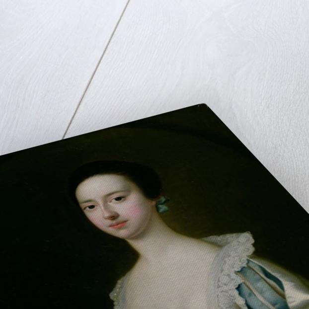 Anne Bateman, later Mrs. John Gisbourne by Joseph Wright of Derby