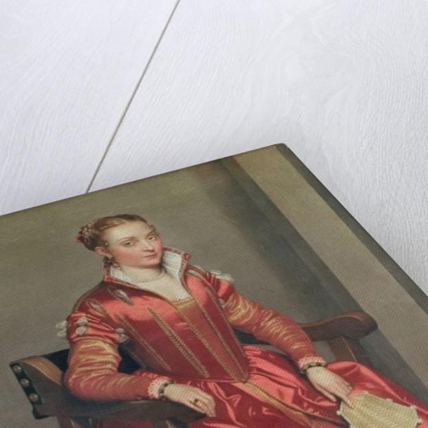 Portrait of a Lady by Giovanni Battista Moroni