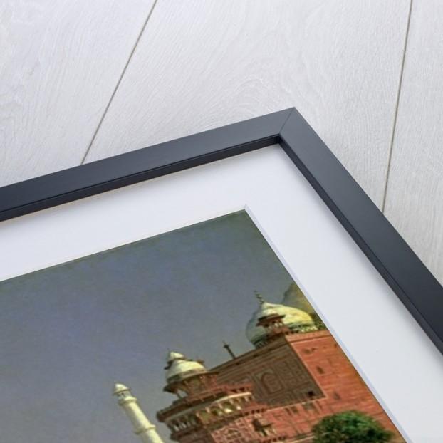 The Taj Mahal by Vasili Vasilievich Vereshchagin