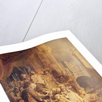 Ecce Homo by Rembrandt Harmensz. van Rijn