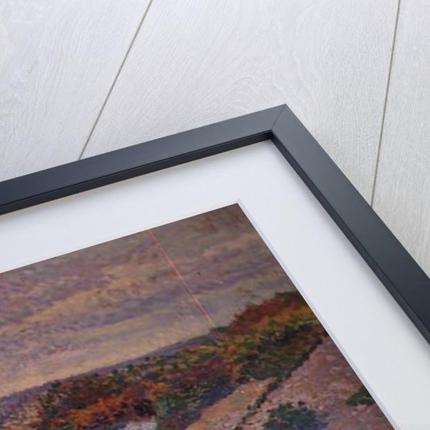Landscape by Maximilien Luce