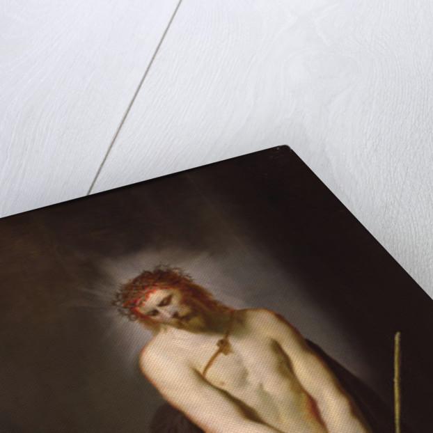 Christ at the Column by Pieter Fransz. de Grebber
