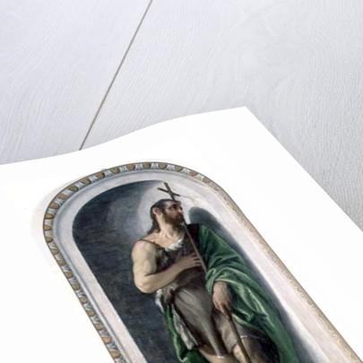 St. John the Baptist by Veronese