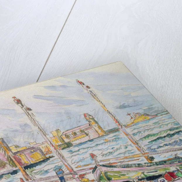 Collioure by Paul Signac