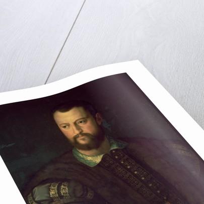 Portrait of Cosimo I de' Medici by Agnolo Bronzino