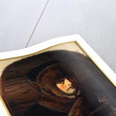 In the Frost, Napoleon in Winter Dress by Vasili Vasilievich Vereshchagin