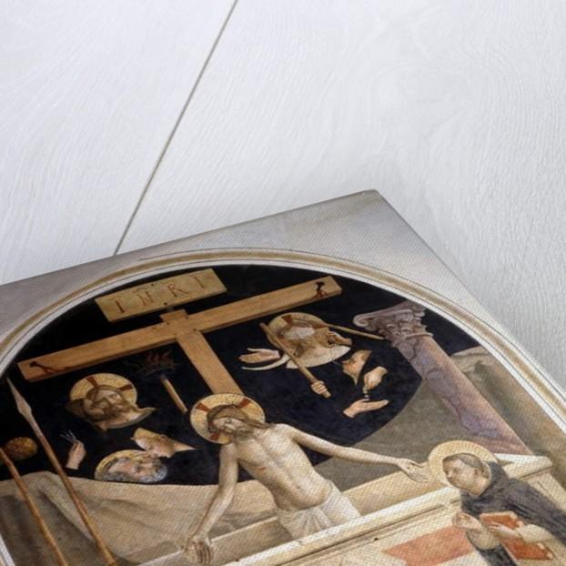 Le Christ se levant de son tombeau by Fra Angelico