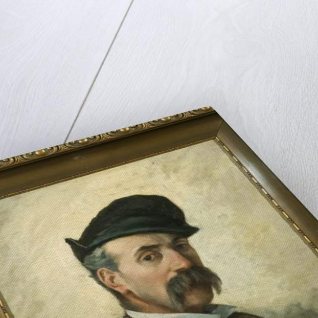 Autoportrait 1884 by Giovanni Fattori