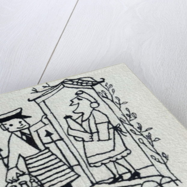 The Milkman by Brenda Brin Booker